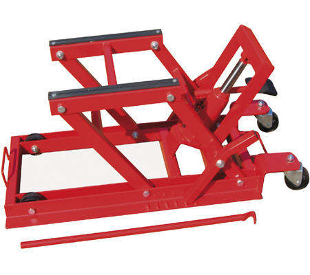 Hydraulic Motorcycle Lifter, 680kg